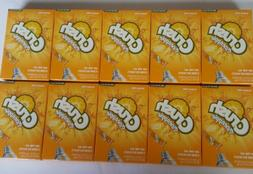 10 Boxes Pineapple Crush Singles To Go Drink Mix Sugar Free
