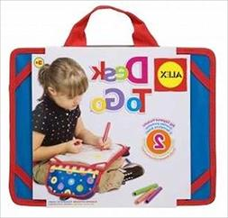ALEX Toys 110847 Childrens Desk On The Go