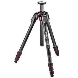 Manfrotto 190go! V2.0 Carbon Fiber 4-Section Tripod