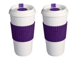 2 Pack Copco Original To-Go-Cup With Leakproof Lid BPA Free
