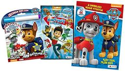 Bundle of 3 Paw Patrol Coloring & Activity Items - Imagine I