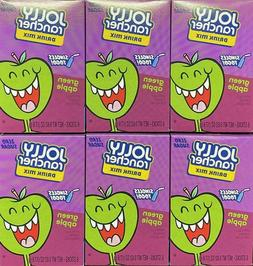 JOLLY RANCHER GREEN APPLE 36 SINGLES TO GO Drink Mix Sugar