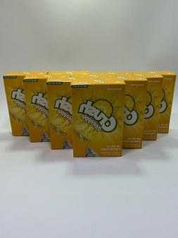 60 SINGLES  of PINEAPPLE CRUSH Singles To Go! Water Drink