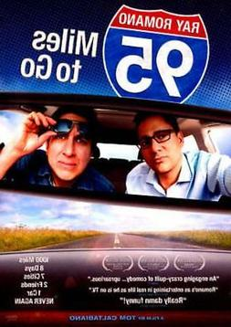 95 MILES TO GO NEW DVD