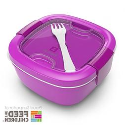 Bentgo Salad  BPA-Free Lunch Container with Large 54-oz Sala