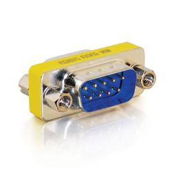 C2G / Cables To Go 02782 DB9 M/M Serial RS232 Mini Gender Ch
