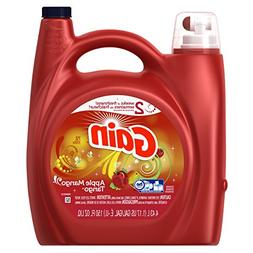 Gain With FreshLock Apple Mango Tango Liquid Detergent 72 Lo