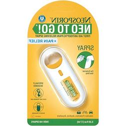Neosporin + Pain Relief Neo To Go! First Aid Antiseptic/Pain
