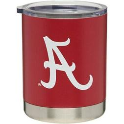 Alabama Crimson Tide 10oz. Matte Low Ball Tumbler