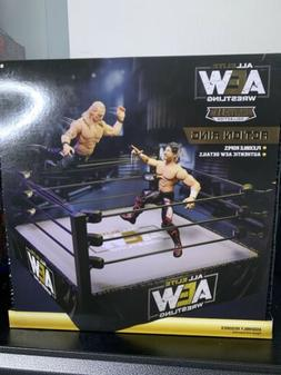 all elite wrestling aew unrivaled action ring