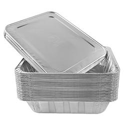 Jetfoil Aluminum Foil Steam Table Pans With Lids | Perfect f