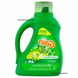 Gain +AromaBoost Laundry HE Detergent OR Flings Pacs  - FREE
