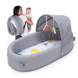 Bassinet to-go Metro - Portable Infant Bed Folds Into Backpa