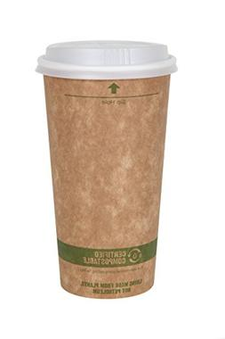 World Centric 100% Biodegradable, 100% Compostable Paper PLA