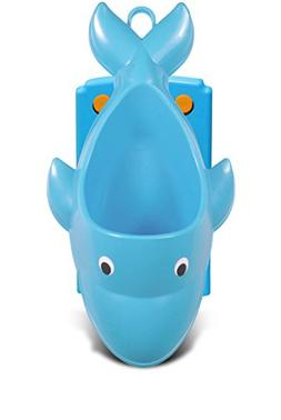 Tenby Living Blue Dolphin Potty Training Urinal for Boys –