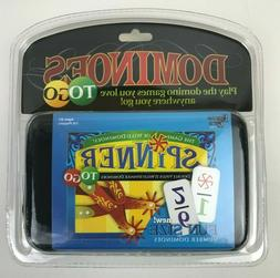Dominoes To Go Spinner Game