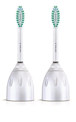 Philips Sonicare E-Series replacement toothbrush heads, HX70