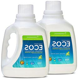 Earth Friendly Products ECOS 2x Liquid Laundry Detergent wit