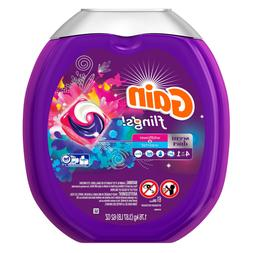Gain Flings Scent Duets Laundry Detergent Pacs Wildflower/Wa