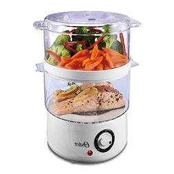 Oster Food Steamer, White