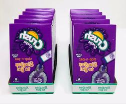 grape drink mix singles to go sugar