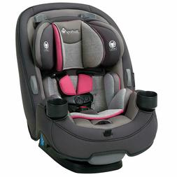Safety 1st Grow and Go 3-in-1 Car Seat, Everest Pink Brand N