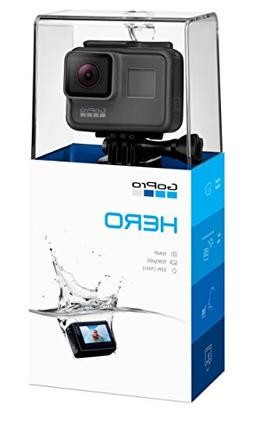 GoPro HERO — Waterproof Digital Action Camera for Travel w