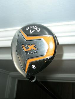 Callaway Junior Golf XJ Hot Fairway Wood - Right Hand Brand
