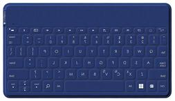 Logitech Keys-To-Go Ultra-Portable Bluetooth Keyboard - Dark