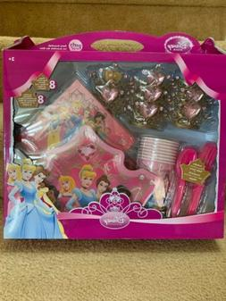 DISNEY KIDS GIRLS BIRTHDAY PARTY TO GO PRINCESS FAVORS SET O