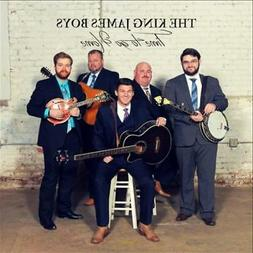 KING JAMES BOYS - TIME TO GO HOME NEW CD