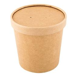 Kraft Soup Container Lid, Take Out Soup Container Lid , To G