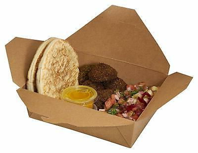Disposable Take Out Containers - Kraft to Container