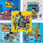 25 Teen Titans Go! to the Movie  Stickers Party Favors teach
