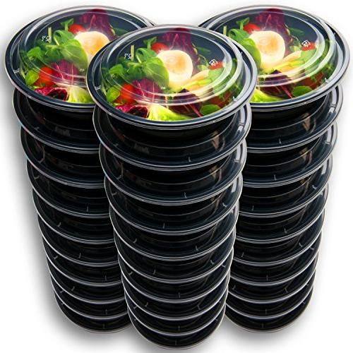 30 meal containers reusable