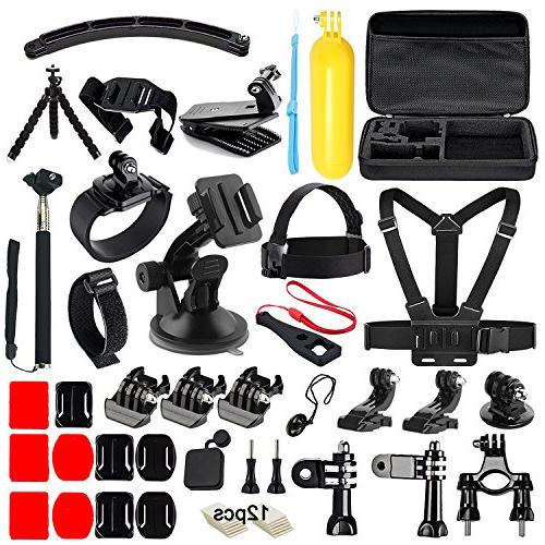 Iextreme 50 in 1 Action Camera Accessories Kit GoPro Hero 20
