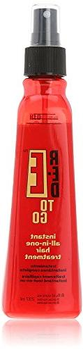 RED-E To Go Instant All in One Hair Treatment 8 Ounce