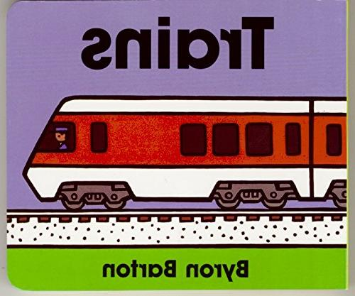 Trains Board Book