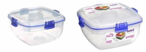airtight lunch cube container bpa