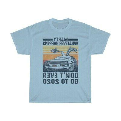 back to the future tee marty whatever