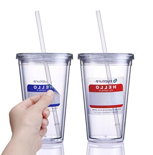 classic insulated double wall tumbler