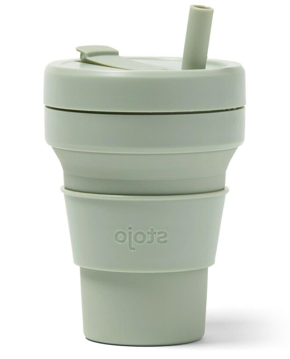 Stojo Collapsible 16 Go Size Travel Cup