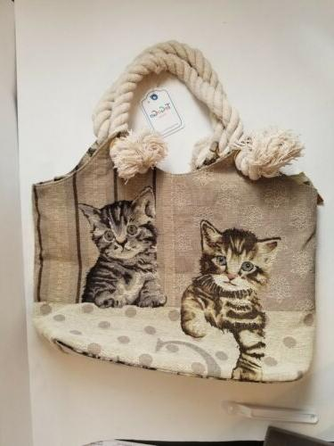 To Bag Cats 13 X 6