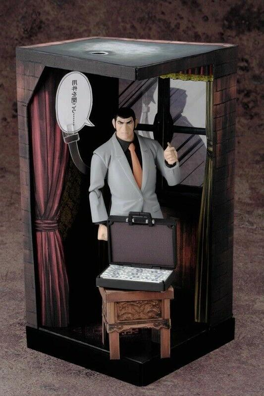 MAX FACTORY GOLGO FIGURE DUKE TOGO NEW OPENED