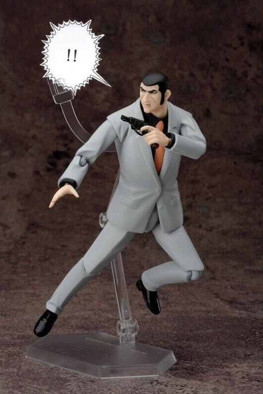 "MAX 042 GOLGO 13 6"" FIGURE DUKE AUTHENTIC NEW OPENED"