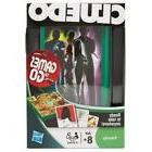 GAMES TO GO CLUEDO RADY TO TAKE ANYWHERE 8+ AGE 3-6 PLAYERS