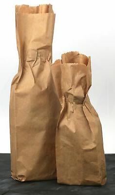 Kraft Brown Paper To Go Bag by MT Products