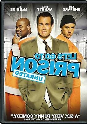 let s go to prison dvd dax