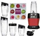 Nutri Ninja Auto iQ Pro Complete Blender with 5 To Go Cups &