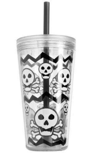 Copco Reusable Tumbler Cold To Go Cup Removable Straw 24